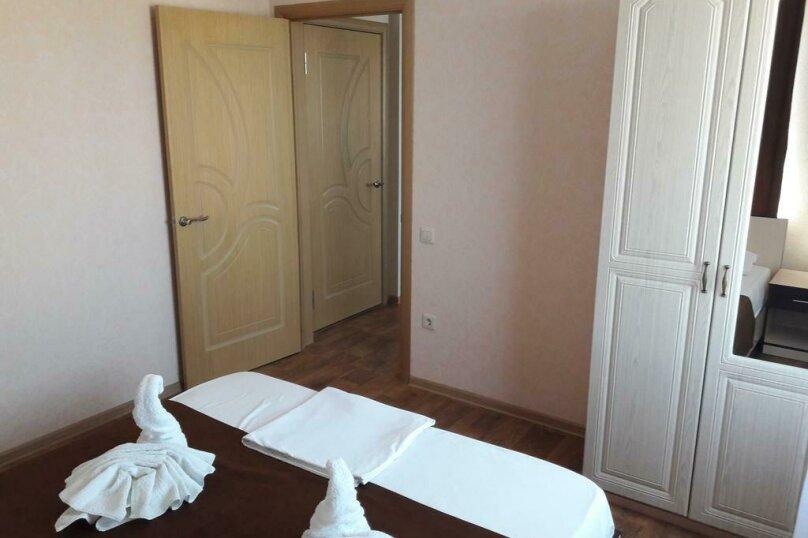 Апартаменты с 2 спальнями, улица Свободы, 30, Гостагаевская, Анапа - Фотография 16