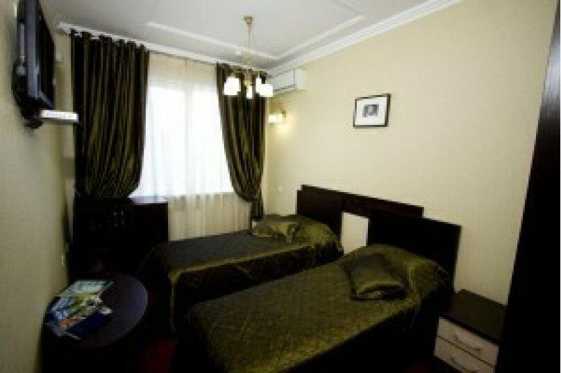 Эконом с раздельными кроватями, Уральская улица, 52, Краснодар - Фотография 1