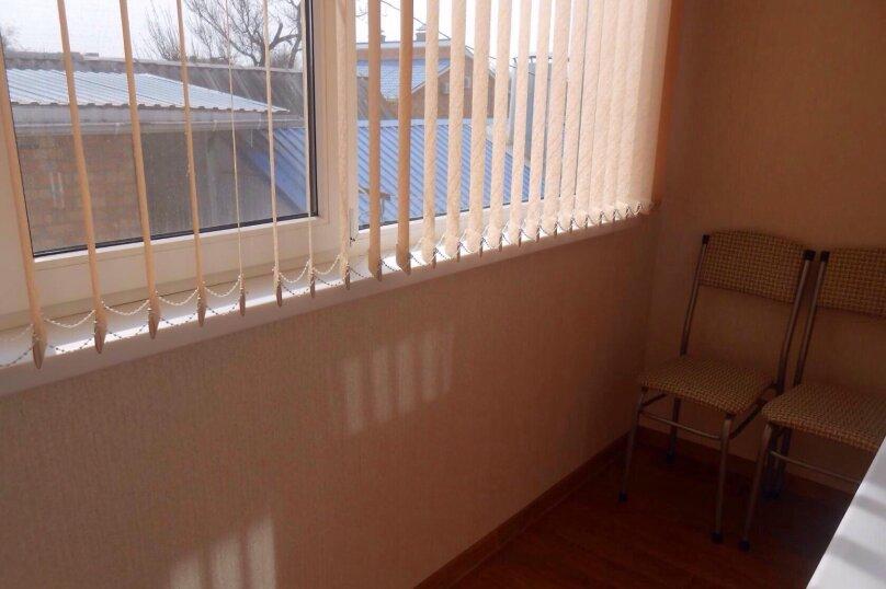 Коттедж 2-х комнатный, 80 кв.м. на 5 человек, 2 спальни, улица Энгельса, 96, Ейск - Фотография 16