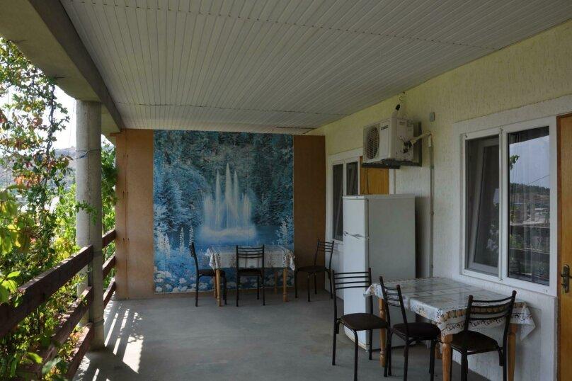 Котедж, 80 кв.м. на 7 человек, 2 спальни, улица Мартынова, 9, Морское - Фотография 36