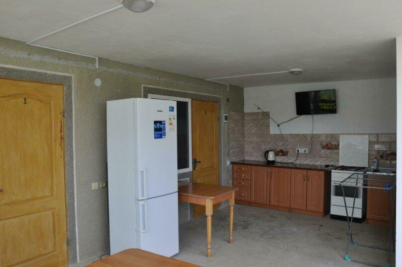 Котедж, 80 кв.м. на 7 человек, 2 спальни, улица Мартынова, 9, Морское - Фотография 42