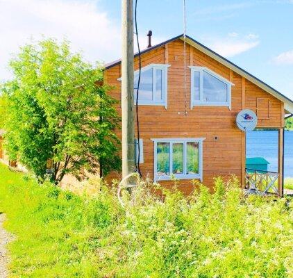 Дом, 120 кв.м. на 8 человек, 3 спальни, деревня Горка, 1, Кондопога - Фотография 1