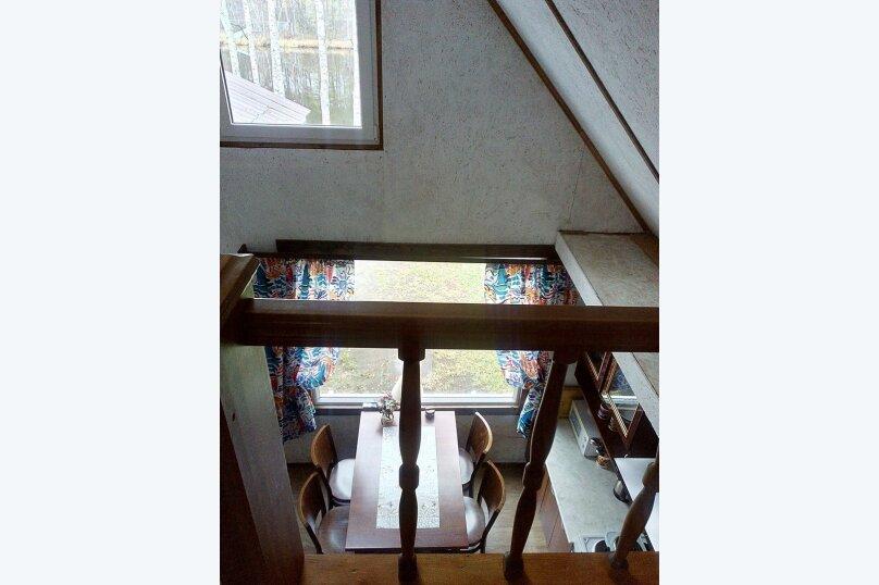 Дом Сяпся, 57 кв.м. на 6 человек, 2 спальни, пос. Сяпся, Речная улица, 14, Петрозаводск - Фотография 27