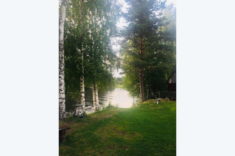 Дом Сяпся, 57 кв.м. на 6 человек, 2 спальни, пос. Сяпся, Речная улица, 14, Петрозаводск - Фотография 31
