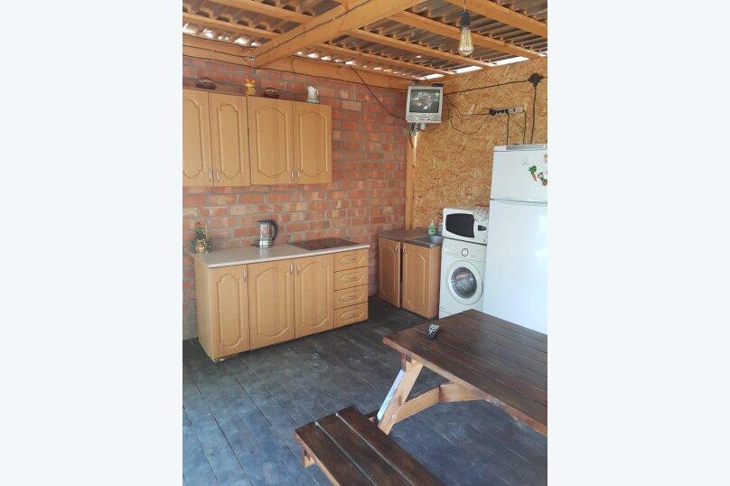 Дом, 20 кв.м. на 4 человека, 4 спальни, Первомайская улица, 190, Ейск - Фотография 20