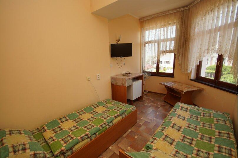 Двухкомнатный 4х-местный номер, Приозёрная улица, 45, Береговое, Феодосия - Фотография 3