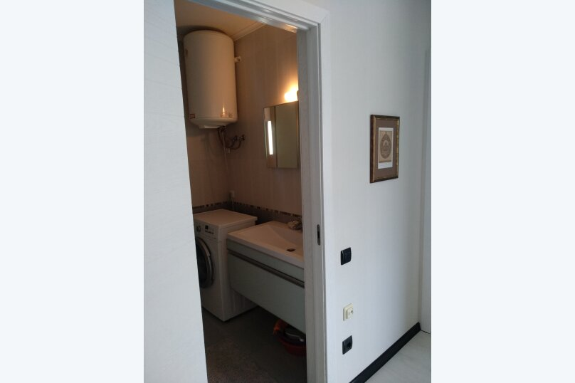 2-комн. квартира, 55 кв.м. на 5 человек, Прибрежная улица, 7, Партенит - Фотография 12