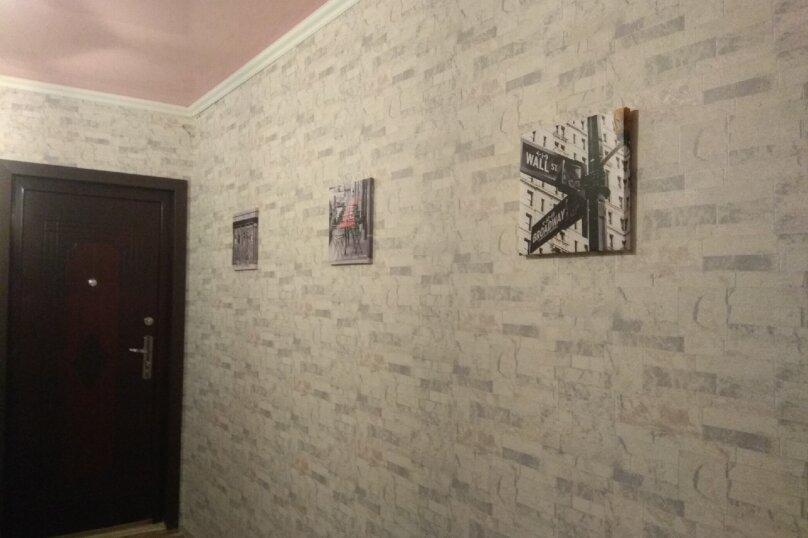 1-комн. квартира, 47 кв.м. на 4 человека, улица Туполева, 8, Омск - Фотография 6