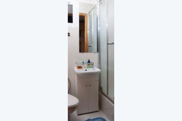 Отдельный домик, 31 кв.м. на 6 человек, 2 спальни, Коммунальная улица, 9, Гурзуф - Фотография 3