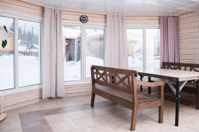 Уютный домик, 48 кв.м. на 8 человек, 3 спальни, Вторая Дачная улица, 629, Шерегеш - Фотография 16