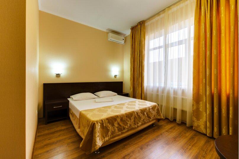 Двухместный номер с двухспальной кроватью, Рашпилевская улица, 301, Краснодар - Фотография 1