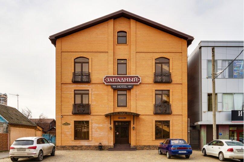 """Отель """"Западный"""", Рашпилевская улица, 301 на 34 номера - Фотография 1"""