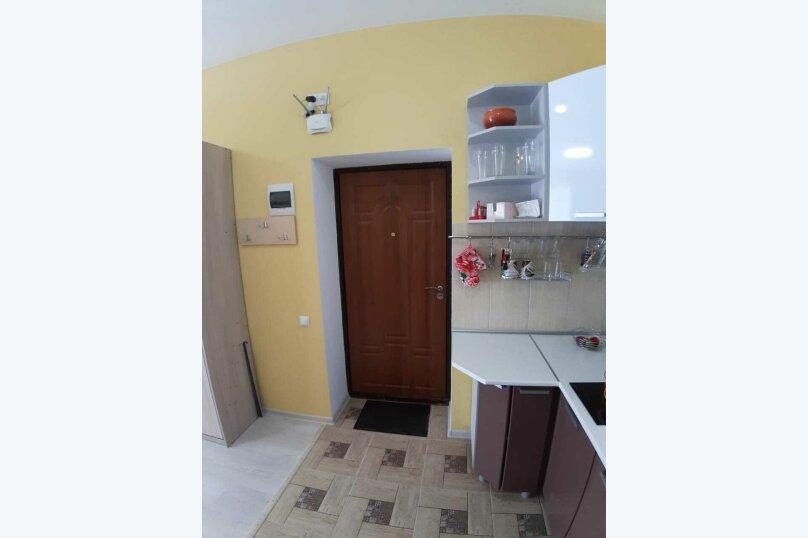 1-комн. квартира, 28 кв.м. на 4 человека, Сигнальная улица, 2Вк1, Черноморское - Фотография 10