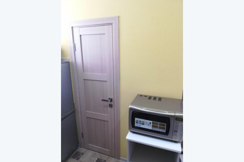 1-комн. квартира, 28 кв.м. на 4 человека, Сигнальная улица, 2Вк1, Черноморское - Фотография 14