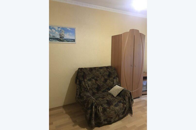 1-комн. квартира, 40 кв.м. на 4 человека, улица Подвойского, 36, Гурзуф - Фотография 2