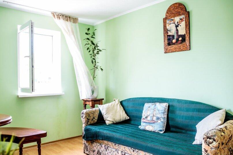 Двухкомнатный семейный номер с ванной комнатой, улица Леваневского, 3, Севастополь - Фотография 4