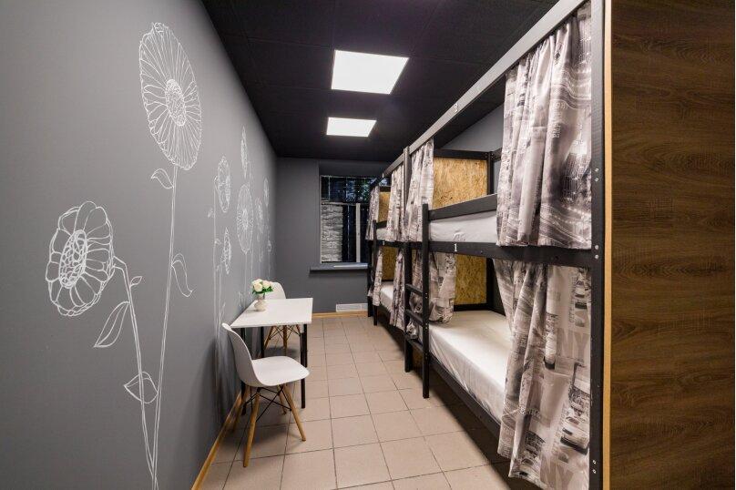 Койко-место в многоместном номере на 4 человека для женщин, Взлётная улица, 5А, Красноярск - Фотография 1