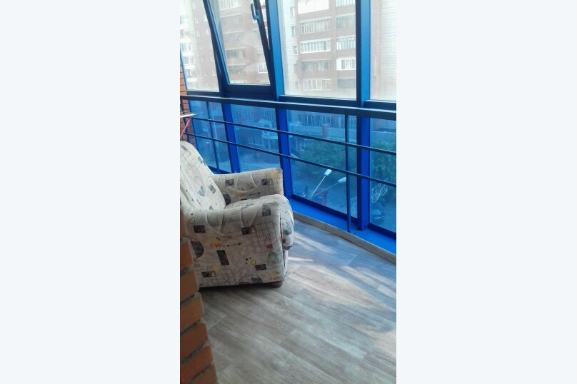 1-комн. квартира, 45 кв.м. на 3 человека, проспект Ленина, 166, Томск - Фотография 4