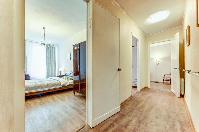 3-комн. квартира, 90 кв.м. на 6 человек, Малая Московская улица, 4, Санкт-Петербург - Фотография 2