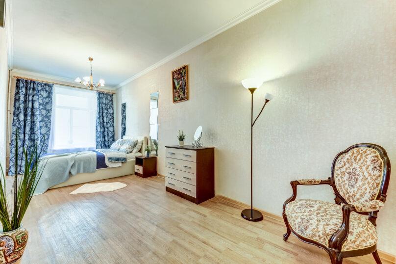 3-комн. квартира, 90 кв.м. на 6 человек, Малая Московская улица, 4, Санкт-Петербург - Фотография 3
