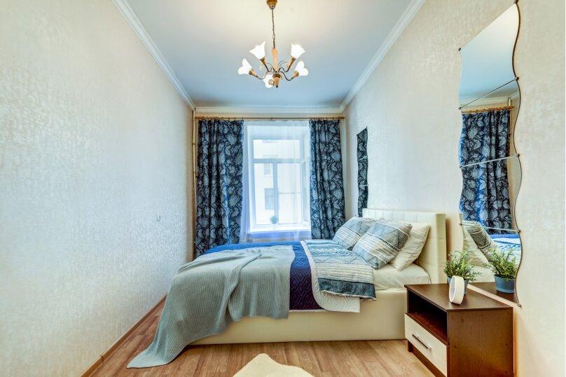 3-комн. квартира, 90 кв.м. на 6 человек, Малая Московская улица, 4, Санкт-Петербург - Фотография 4