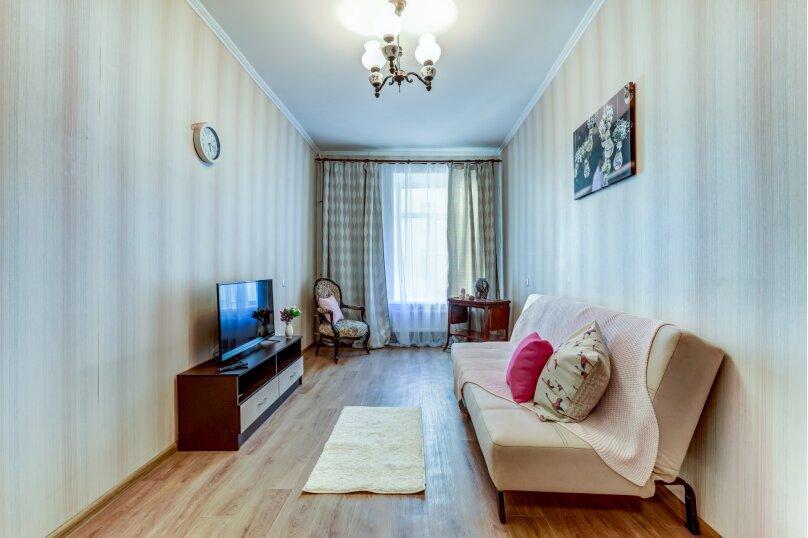 3-комн. квартира, 90 кв.м. на 6 человек, Малая Московская улица, 4, Санкт-Петербург - Фотография 7