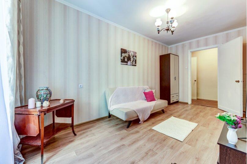 3-комн. квартира, 90 кв.м. на 6 человек, Малая Московская улица, 4, Санкт-Петербург - Фотография 9