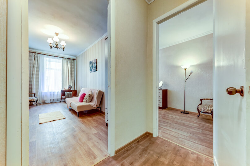 3-комн. квартира, 90 кв.м. на 6 человек, Малая Московская улица, 4, Санкт-Петербург - Фотография 10