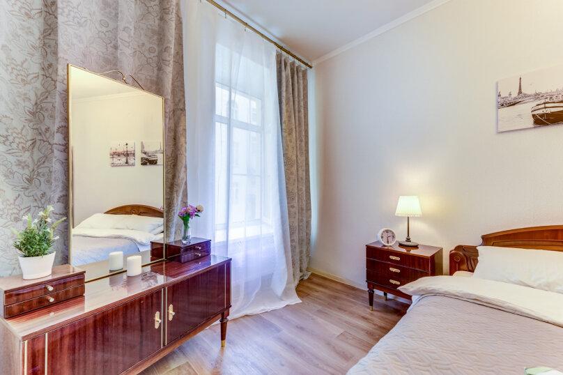 3-комн. квартира, 90 кв.м. на 6 человек, Малая Московская улица, 4, Санкт-Петербург - Фотография 14