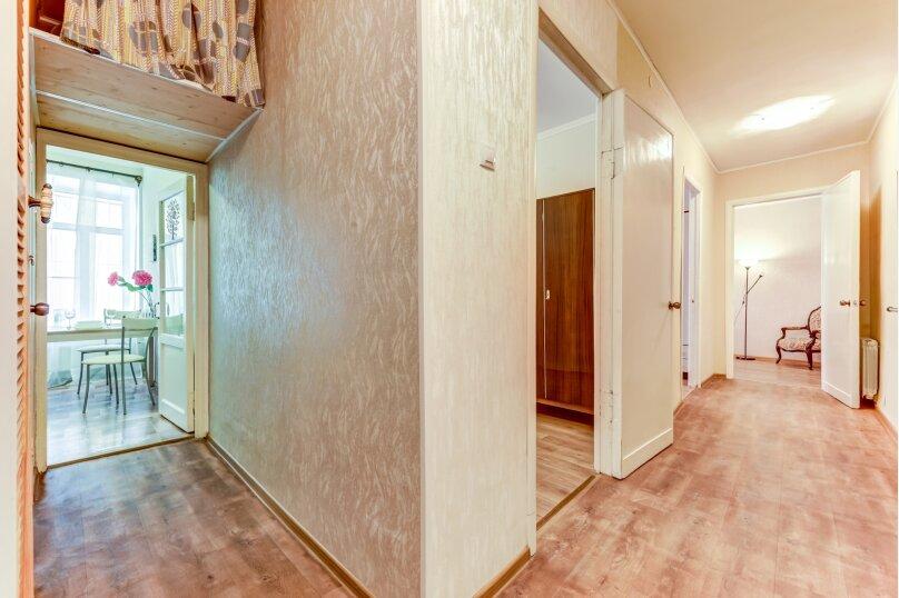 3-комн. квартира, 90 кв.м. на 6 человек, Малая Московская улица, 4, Санкт-Петербург - Фотография 16
