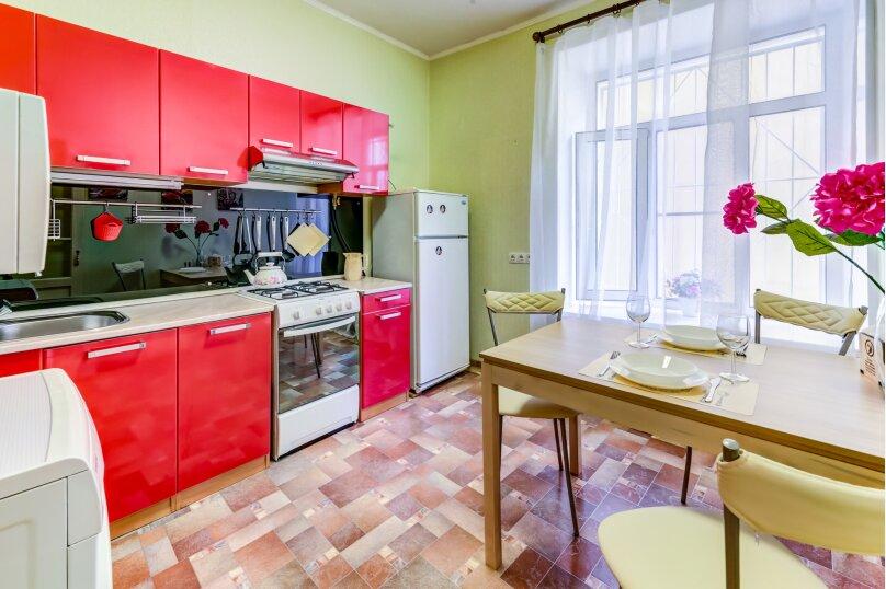 3-комн. квартира, 90 кв.м. на 6 человек, Малая Московская улица, 4, Санкт-Петербург - Фотография 18