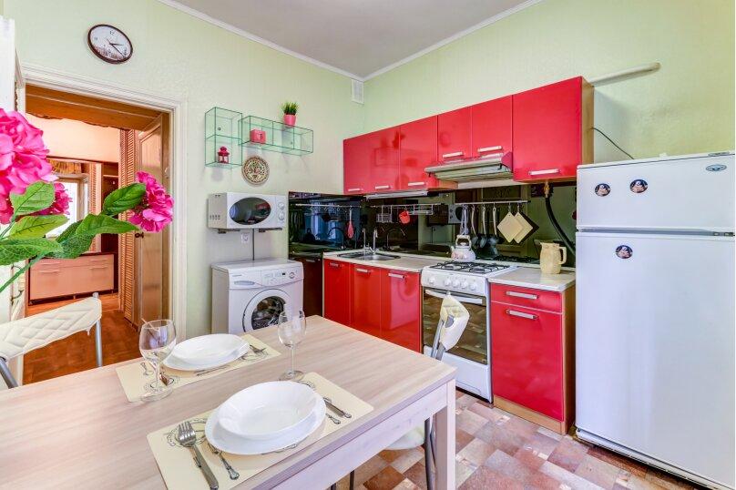3-комн. квартира, 90 кв.м. на 6 человек, Малая Московская улица, 4, Санкт-Петербург - Фотография 19