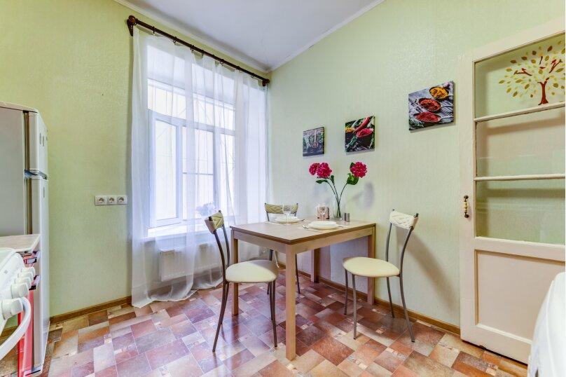 3-комн. квартира, 90 кв.м. на 6 человек, Малая Московская улица, 4, Санкт-Петербург - Фотография 21