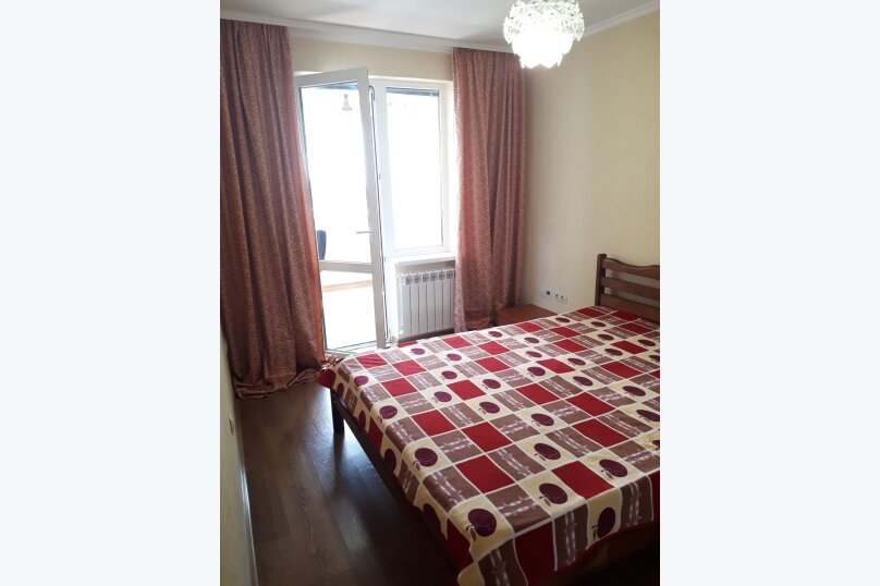 2-комн. квартира, 60 кв.м. на 4 человека, улица Николая Музыки, 48, Севастополь - Фотография 11
