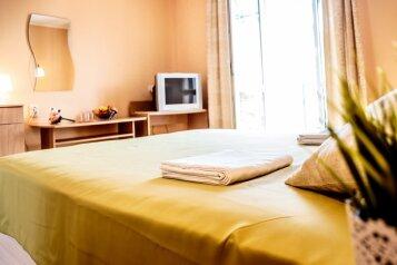Делюкс с двуспальной кроватью:  Номер, 2-местный, Гостевой дом, улица Леваневского, 3 на 12 номеров - Фотография 4