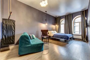 2-комн. квартира, 80 кв.м. на 6 человек, Невский проспект, 129, Санкт-Петербург - Фотография 1