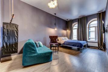 2-комн. квартира, 80 кв.м. на 6 человек, Невский проспект, 129, Санкт-Петербург - Фотография 2