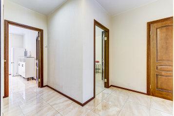 2-комн. квартира, 90 кв.м. на 6 человек, Кременчугская улица, 11к2, Санкт-Петербург - Фотография 3