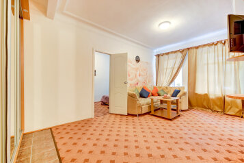 2-комн. квартира, 50 кв.м. на 4 человека, Херсонская улица, 3, Санкт-Петербург - Фотография 3