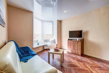 1-комн. квартира, 45 кв.м. на 4 человека, Лиговский проспект, 105, Санкт-Петербург - Фотография 4