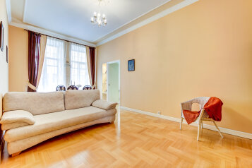 2-комн. квартира, 90 кв.м. на 4 человека, улица Рубинштейна, 23, Санкт-Петербург - Фотография 3