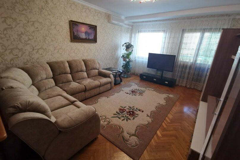 2-комн. квартира, 120 кв.м. на 6 человек, Маратовская улица, 29, Гаспра - Фотография 1