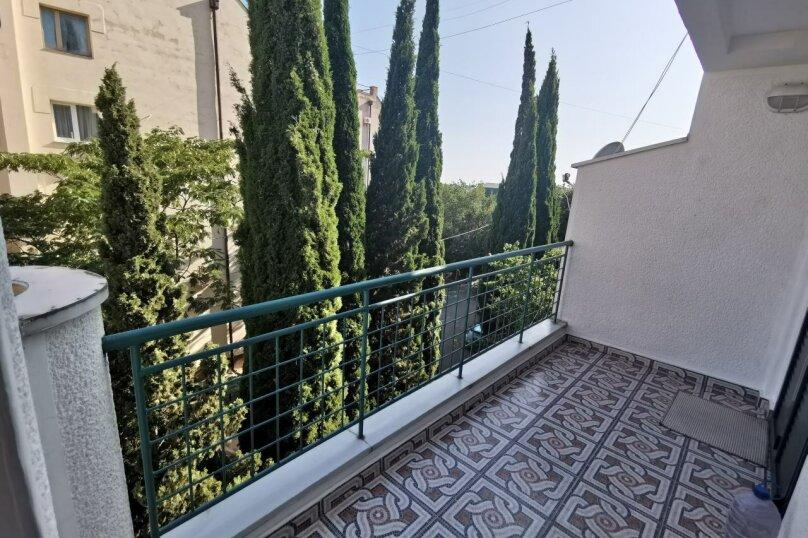 2-комн. квартира, 120 кв.м. на 6 человек, Маратовская улица, 29, Гаспра - Фотография 14