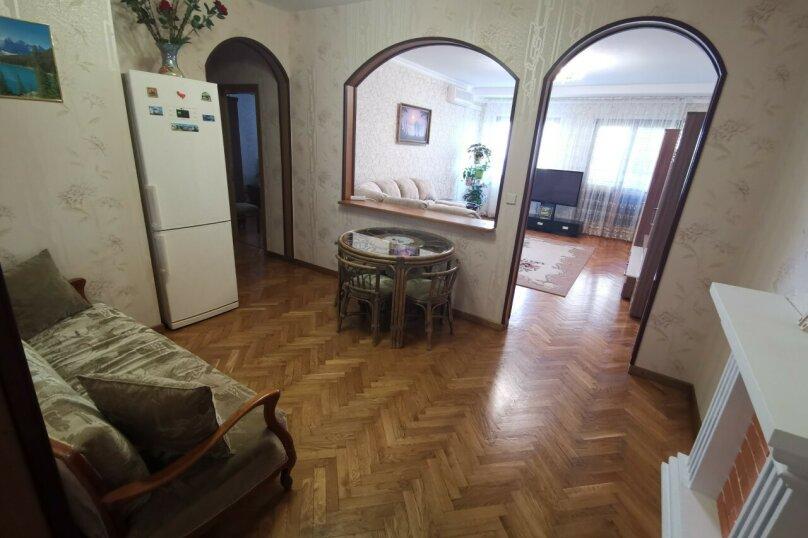 2-комн. квартира, 120 кв.м. на 6 человек, Маратовская улица, 29, Гаспра - Фотография 17