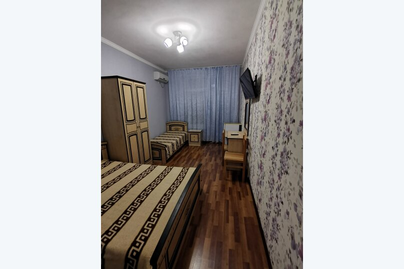 Полулюкс трехместный с балконом, улица Сьянова, 34, Лазаревское - Фотография 10