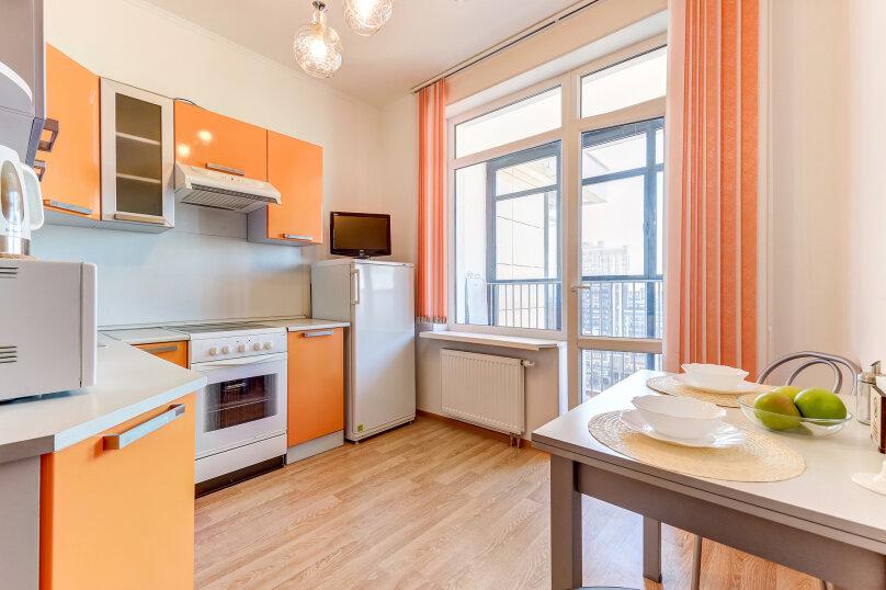 1-комн. квартира, 38 кв.м. на 2 человека, улица Адмирала Трибуца, 5, Санкт-Петербург - Фотография 2