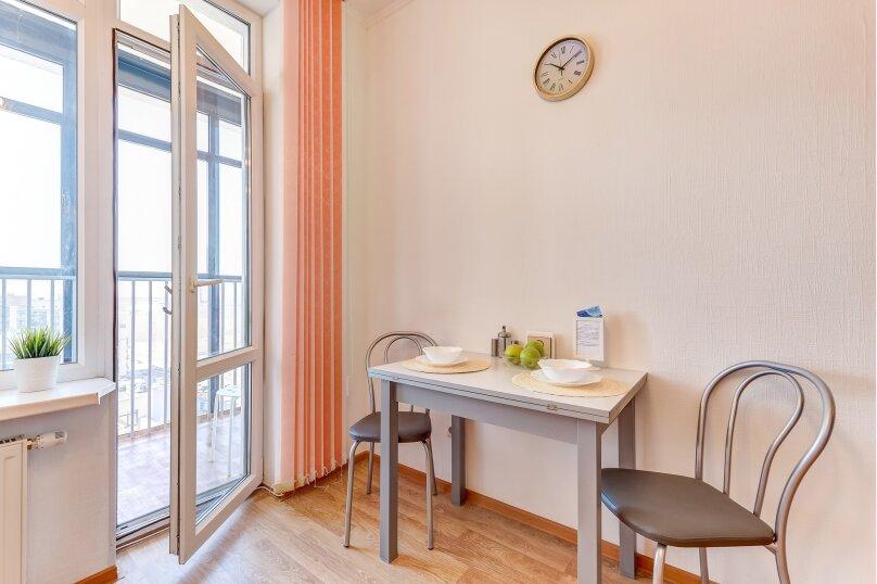 1-комн. квартира, 38 кв.м. на 2 человека, улица Адмирала Трибуца, 5, Санкт-Петербург - Фотография 3