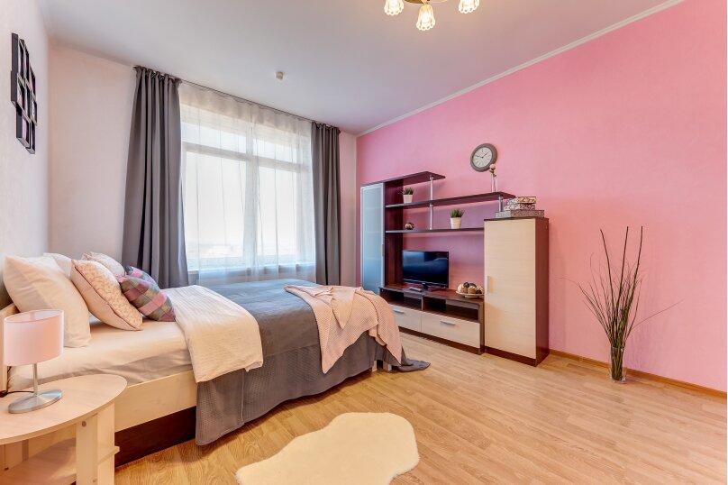 1-комн. квартира, 38 кв.м. на 2 человека, улица Адмирала Трибуца, 5, Санкт-Петербург - Фотография 7