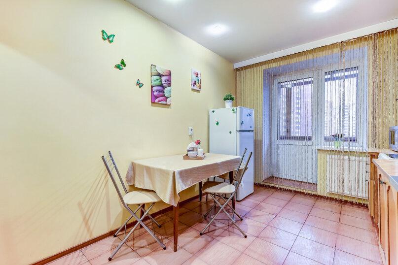 1-комн. квартира, 40 кв.м. на 3 человека, улица Савушкина, 128к1, Санкт-Петербург - Фотография 3