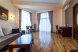 Апартаменты Покровский:  Номер, Апартаменты, 3-местный (2 основных + 1 доп), 2-комнатный - Фотография 29